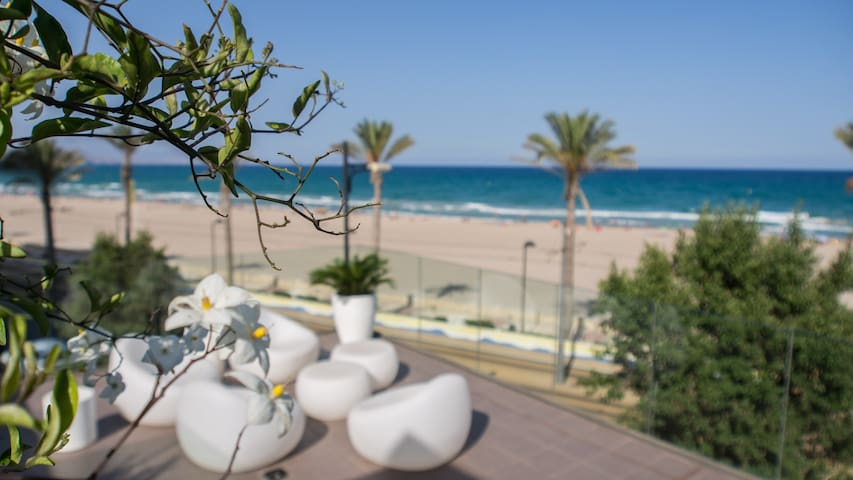 Luxury 1st line penthouse in Muchavista beach - El Campello - House