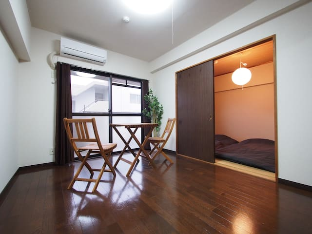 10mins to Nagoya Station.57 sqm.Free wifi 403