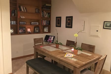 Sunny and Private In-Law/Studio - Fully equipped - Piedmont