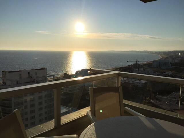Espectacular apartamento a metros de la playa! - Punta del Este - Apartamento