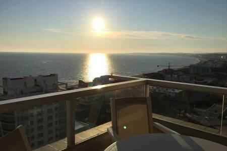 Espectacular apartamento a metros de la playa! - Punta del Este - Huoneisto