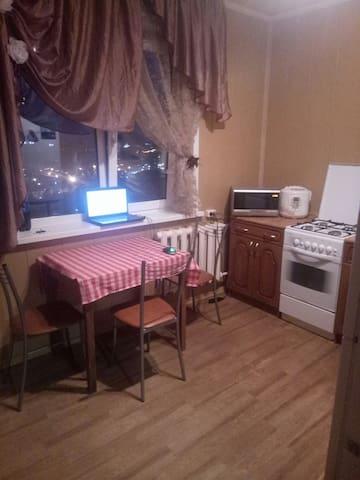 apartment on the Volgogradsryi, Saransk.
