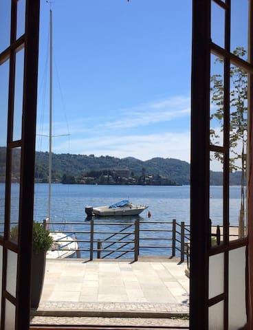 Casa Lungolago 14 - Lago d'Orta