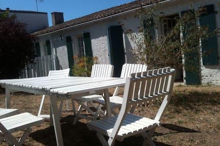 Maison de village - Le Grand-Village-Plage