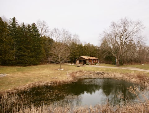 Cabane Mill Creek