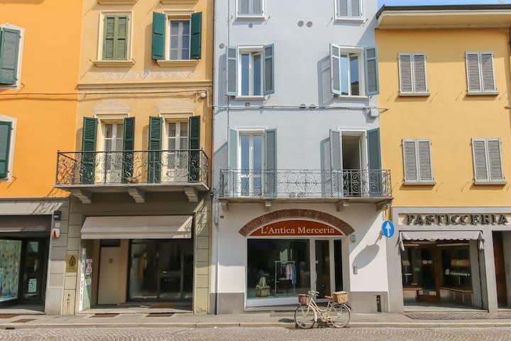 The Loft -- Stay@Piazza Duomo Crema  on 4th flr.