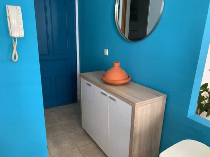 Douillet appartement  60 m2 très bien situé