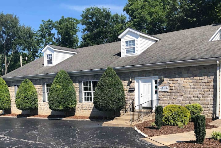 New listing, close to campus.