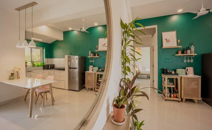 Modern luxurious WFH getaway - Casa Sia by Curioso