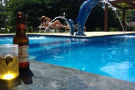 Casa de Campo para festas|temporadas em Formosa-GO