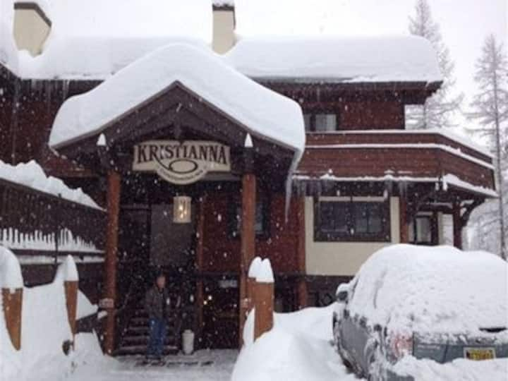 Whitefish Mountain Resort, Kristianna 6