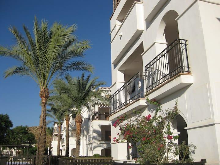Luxury apartment at exclusive El Valle resort