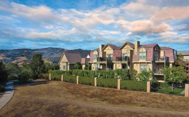 Solvang 2 Bedroom with Full Kitchen Condo