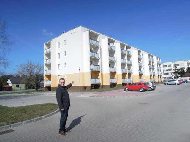 Marey House/Airport Warsaw Modlin/Airport Chopin - Legionowo - House