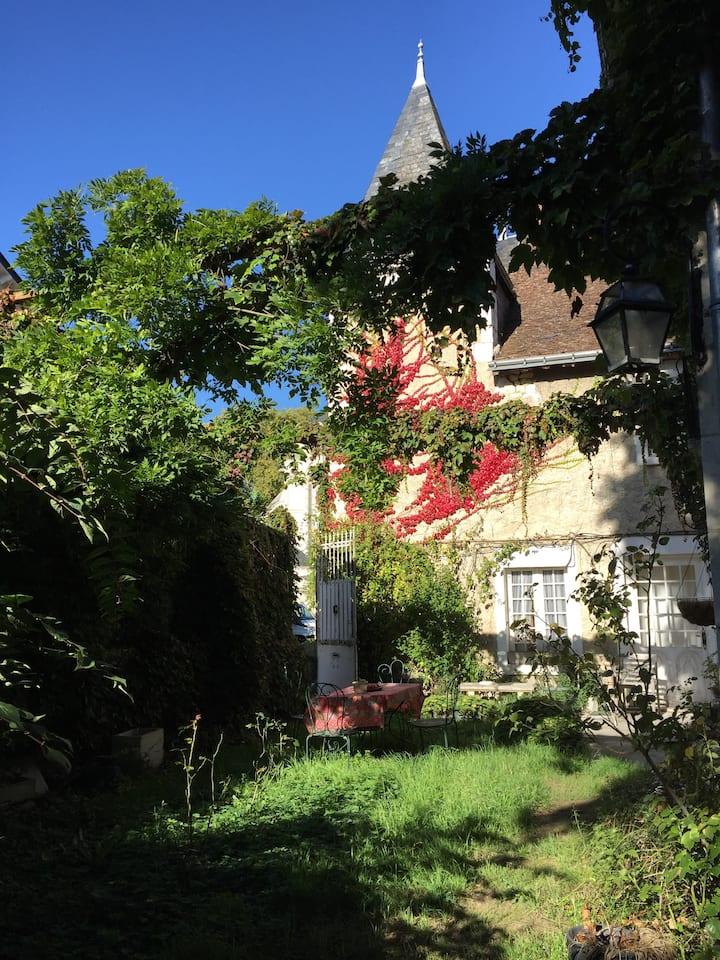 Maison de charme en Touraine