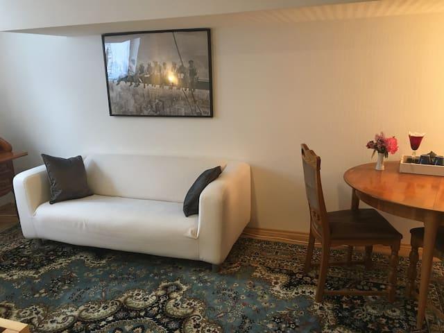 Elegant cozy room in gorgeous house in Starnberg