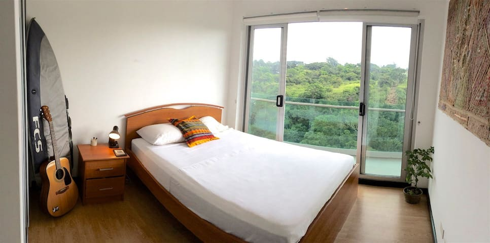 Great room in luxury apartment, wonderful view