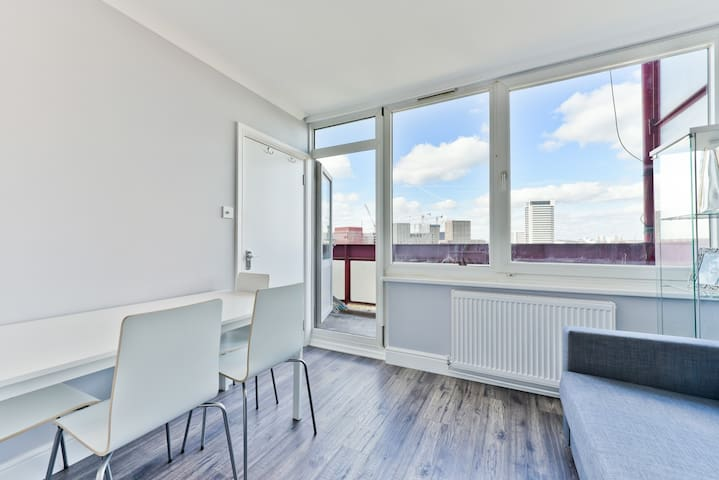 Room near King's Cross and Central Saint Martins