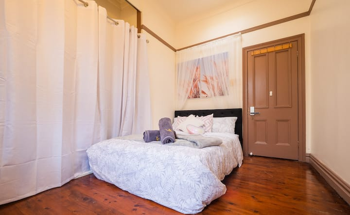 Quiet Private Room In Strathfield 3min to Train Station4