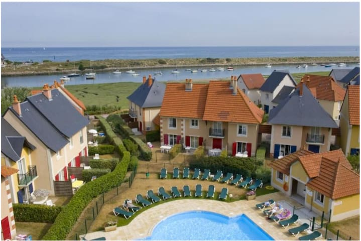 Cottage Cabourg - Port Guillaume - Lower Normandy