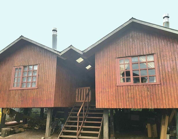 Cabaña 2 dormitorios - Dalcahue - Dům