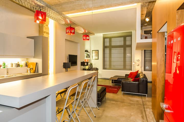 Contemporary Loft - Brussels Center