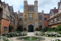 Coughton Court (National Trust) Home to gunpowder plotters. 12m
