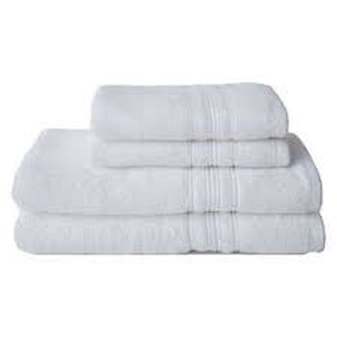 Towels provided