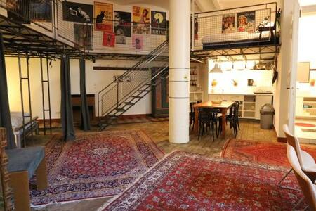 heartbeats- loft in Kreuzberg - Berlin