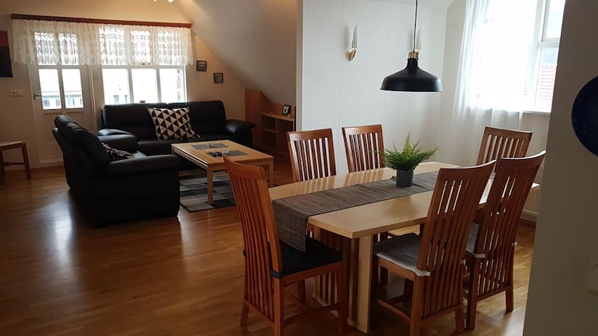 Apartment in Húsavík, Iceland  (HG-12147)