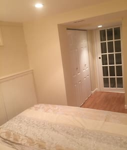 Cozy BR w/Bath in SFH Walk to Metro - Silver Spring - Casa