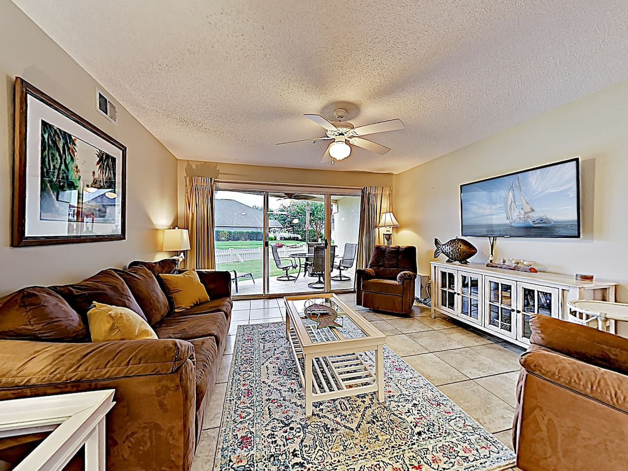Welcome to Miramar Beach! This condo is professionally managed by TurnKey Vacation Rentals.