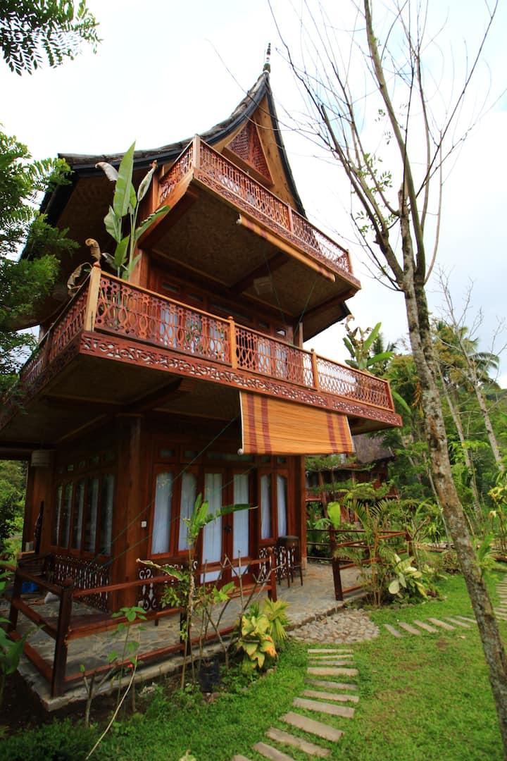Padi Ecolodge#Rangkiang