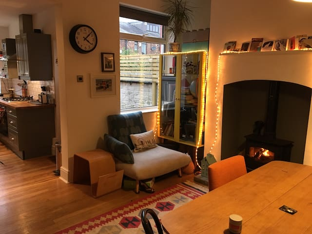 Friendly house in a great location - Chorlton, Manchester - Дом