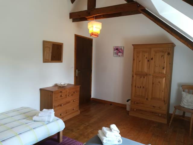 Bedroom three - 1st floor