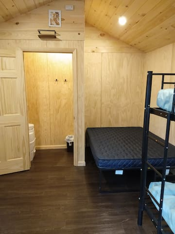 "Kosey Kabins Cabin #6, ""Forager's Cabin"""