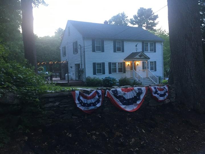 Thee Ellen Elizabeth Estates of New England - QA