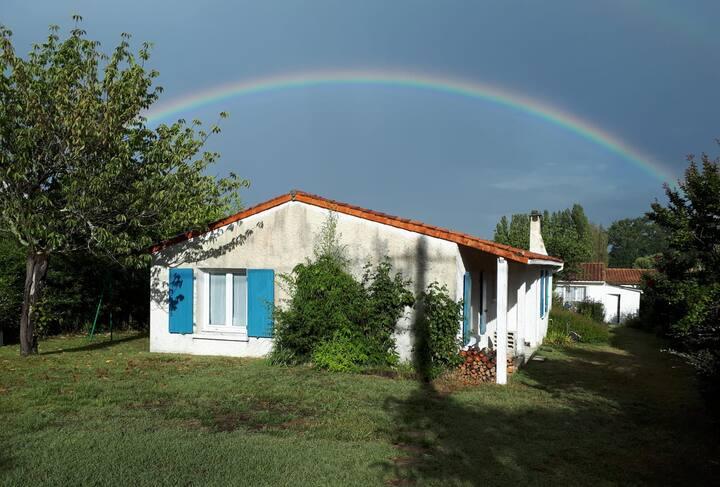 Maison '' Tourterelles ''/piscine/ 5 personnes
