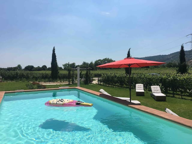 Stanza Olio, Maso Maroni Luxury Rooms