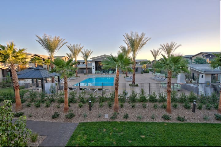 Luxury yet Cozy 2 Bed & 2 bath Apt - Las Vegas - Leilighet