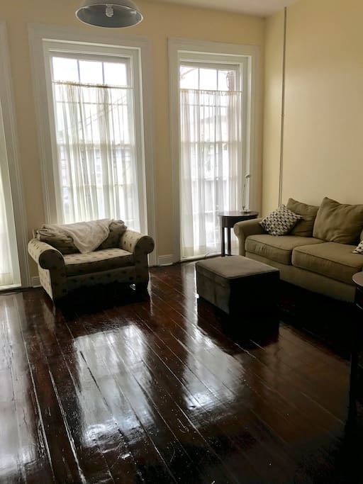 Living Room Area
