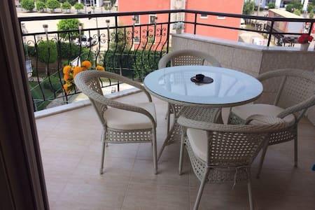 Mycket fin lägenhet i Alanya - Alanya