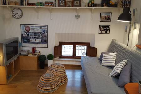 Casina sul Tevere - 佩魯賈 - 公寓