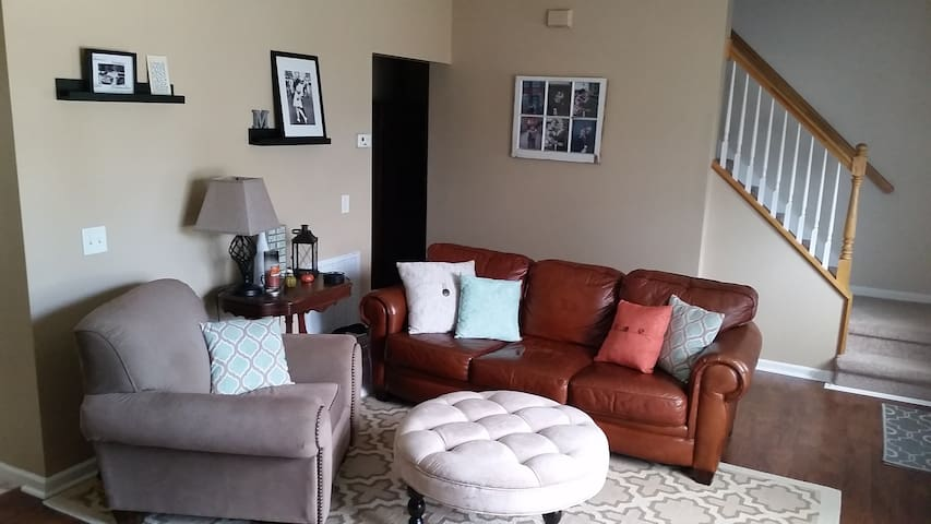 Virginia Tech Townhome - Christiansburg