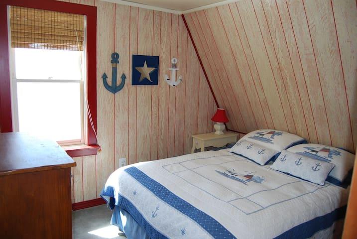 American Nautical Bedroom