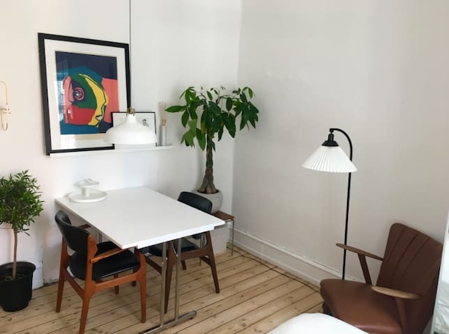 Nice one bedroom appartment in Copenhagen