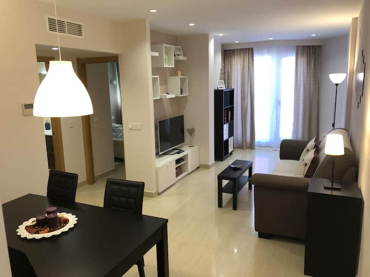 Lovely apartment in Playa Muchavista