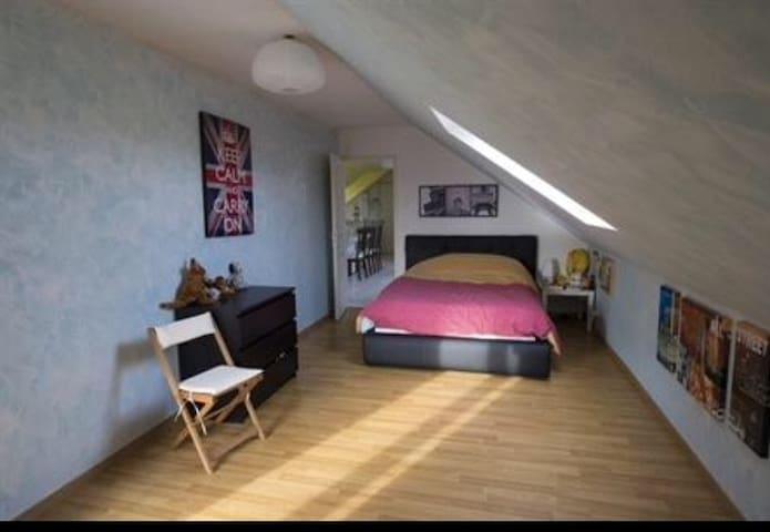 Bel appartement T3 Villemandeur en colocation