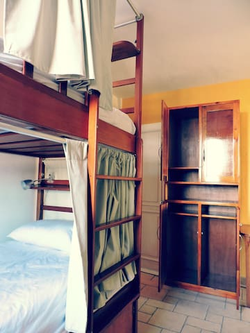 Bed #1 in 4 bed mixed dorm near UQROO & Chetu Bay. - Chetumal - Hostel