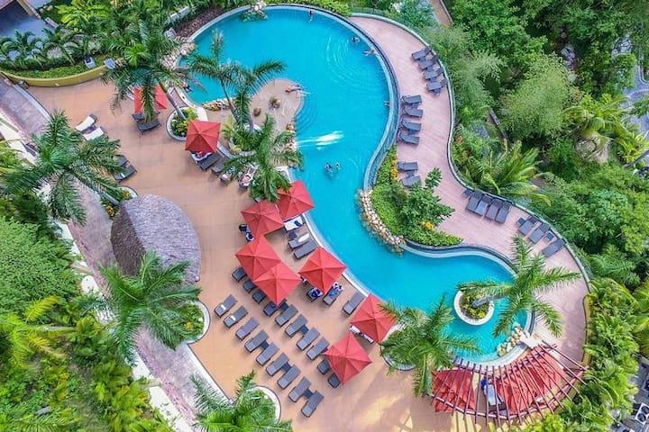 Garza Blanca Luxury Resort Puerto Vallarata  1 BR